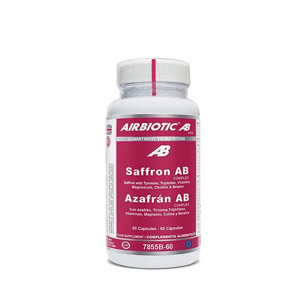 Saffron ab complex - 60 capsules