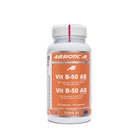 Vit b-50 ab complex - 30 capsules