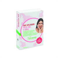 Age splendor hair, skin, nails - 30 capsules
