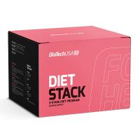 Diet stack - 20 days
