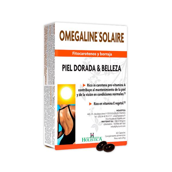 Omegaline solar - 60 capsules