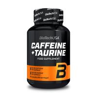 Caffeine + taurine - 60 capsule