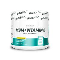 Msm + vitamin c - 150g
