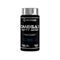 Omega 3 fatty acids - 100 capsules