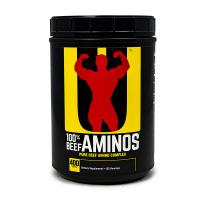 100% Beef Aminos - 400 compresse