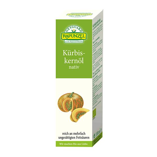 Pumpkin oil rapunzel - 100ml
