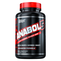 Anabol 5 Black - 120 liquidcaps Nutrex - 1