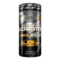 Platinum 100% Carnitina - 180 capsule
