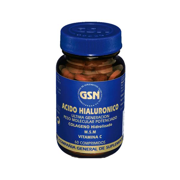 Hyaluronic acid - 60 tablets