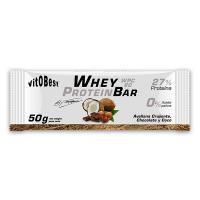 Whey protein bar by torreblanca - 50g