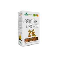 Spelled spirals - 250g Soria Natural - 1