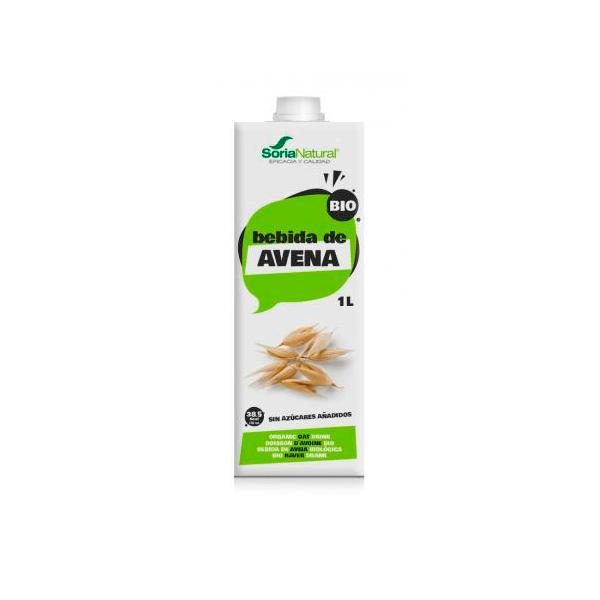 Oatmeal drink - pack 3x1l