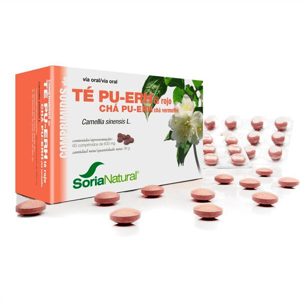 Red tea - 60 tablets