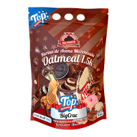 Oatmeal top flavors - 1,5 kg Max Protein - 3