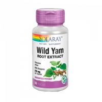 Wild yam root - 60 capsules