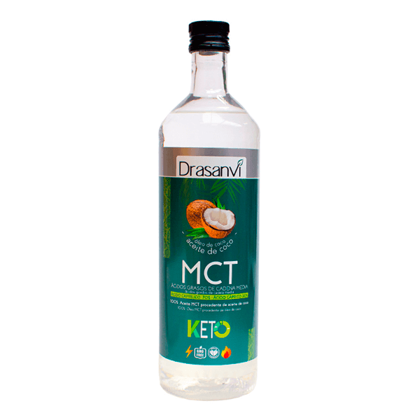 Coconut oil mct - 1l