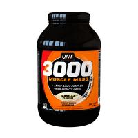 3000 muscle mass - 1.3kg