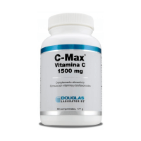 C-max vitamin c 1500mg - 90 tablets Douglas Laboratories - 1