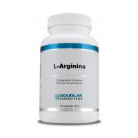 L-arginine - 100 capsules
