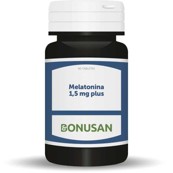melatonina plus 1,5mg. 90 tabs