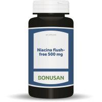 niacina flush-free 500mg. 60 vcáps