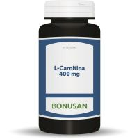 l-carnitina 400mg. 60 cáps