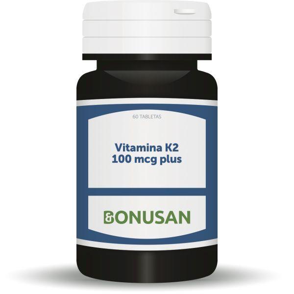 vitamina k2 100mcg. plus 90 tabs