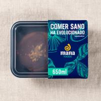 Duo de morenito de chocolate 0% ManaFoods - 1