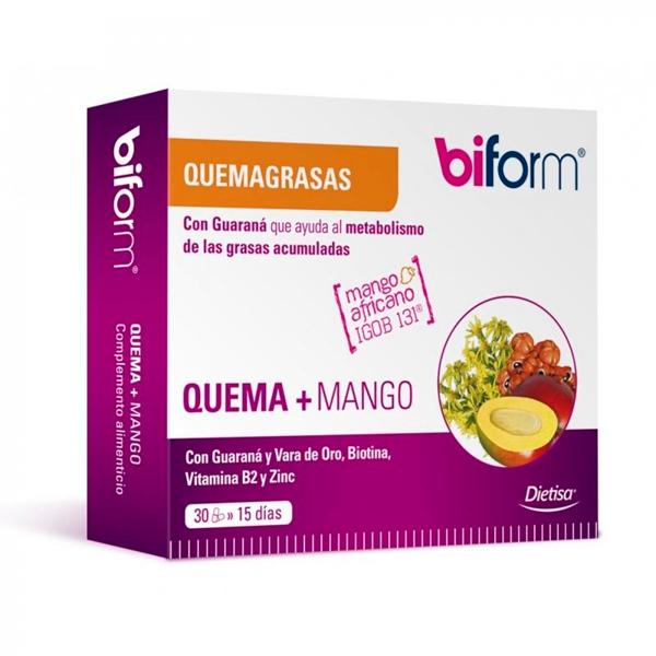 Burn and mango - 30 capsules Biform - 1