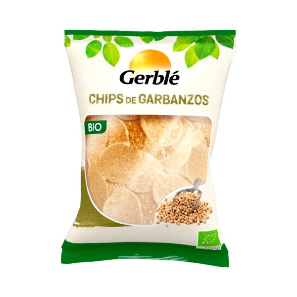 Chickpeas chips - 70g Gerblé - 1