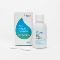 Zinc cobalt nickel - 150 ml Ifigen - 1
