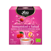 immunity and health - 12 sachets Yogi Organic - 1