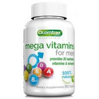 Megavitamin men - 60 tab
