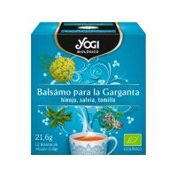 Balsam for the throat - 12 sachets