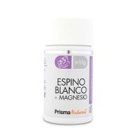 White hawthorn + magnesium - 30 capsules Prisma Natural - 1