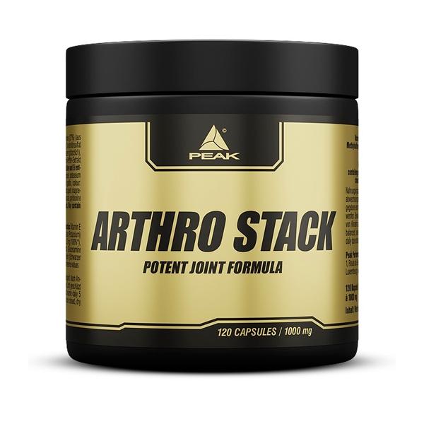 Arthro stack - 120 capsules Peak - 1