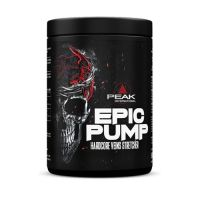 Epic pump - 500 gr Peak - 1