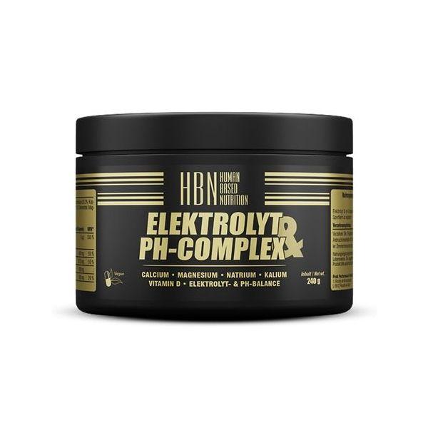 Hbn - elektrolyt - ph complex - 240 capsules Peak - 1