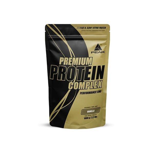 Premium protein complex - 1 kg Peak - 1