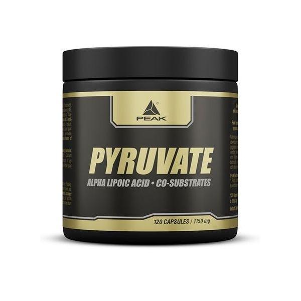 Pyruvate - 120 capsules Peak - 1