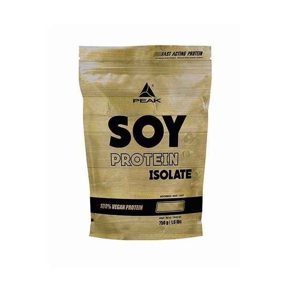 Soy protein isolate - 750 gr Peak - 1