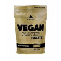 Vegan protein isolate - 750 gr Peak - 1