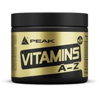 Vitamins a-z - 180 capsules Peak - 1