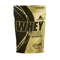 Whey protein isolate - 750 gr Peak - 1