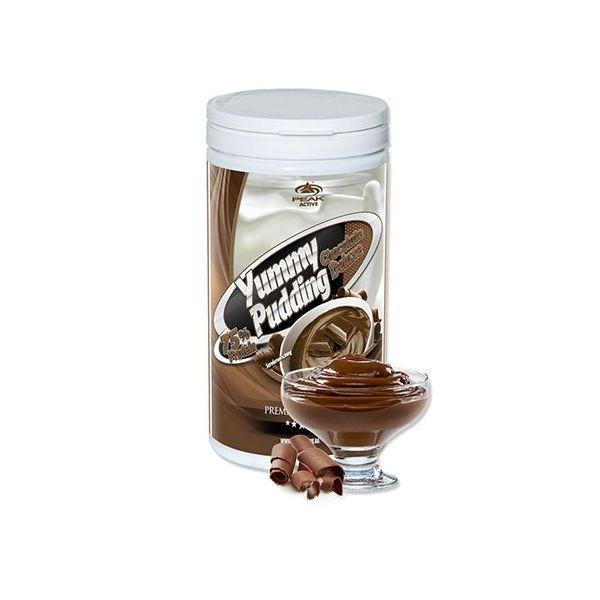 Yummy protein pudding - 360 gr Peak - 1