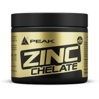 Zinc chelate - 180 tablets Peak - 1