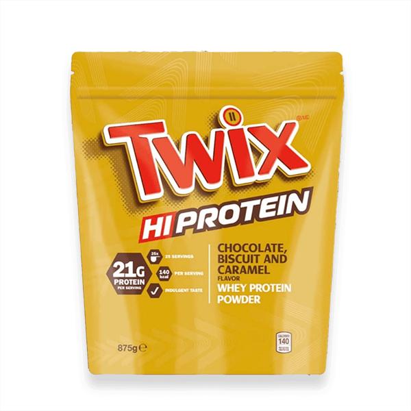 Twix hiprotein powder - 875g Mars Protein - 1