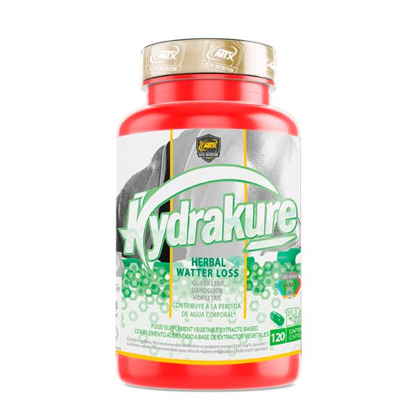 Hydrakure - 120 capsules MTX Nutrition - 1