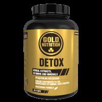 Detox - 60 v-caps GoldNutrition - 1