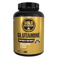 Glutamina 1000 - 90 capsule GoldNutrition - 1